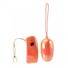 Ou Vibrator Pearl Remote Egg Minx Culoarea Portocalie