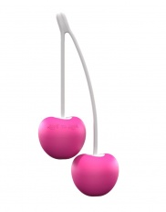 Bile in forma de cirese Love to Love - Cherry love duoballs