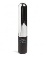 Vibrator Clitoris Pure Pleasure - FSoG Culoarea Neagra