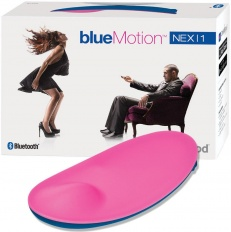 Vibrator Wireless OhMiBod BlueMotion Culoare Roz