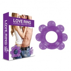 Love in the Pocket - Love Ring Erection