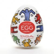 Tenga - Keith Haring Egg Dance (1 Piece)