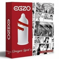 Prezervativ Egzo Dragon Lord's
