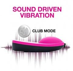 Vibrator cu Telecomandă OHMIBOD CLUB VIBE 3.OH MUSIC